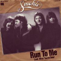 Cover Smokie - Run To Me