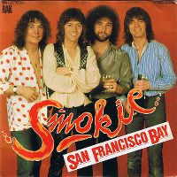 Cover Smokie - San Francisco Bay