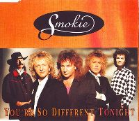 Cover Smokie - You're So Different Tonight