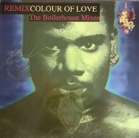 Cover Snap! - Colour Of Love