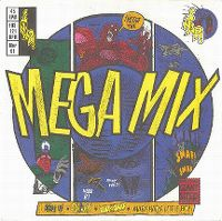 Cover Snap! - Mega Mix