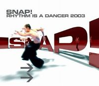 Cover Snap! - Rhythm Is A Dancer 2003