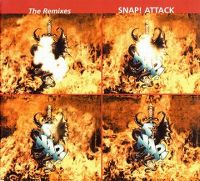 Cover Snap! - Snap! Attack - The Remixes