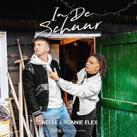 Cover Snelle & Ronnie Flex - In de schuur
