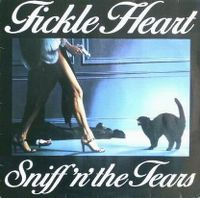 Cover Sniff 'n' the Tears - Fickle Heart