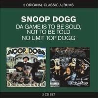 Cover Snoop Dogg - Da Game Is To Be Sold, Not To Be Told + No Limit Top Dogg
