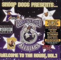 Cover Snoop Dogg - Welcome To Tha House, Vol. 1