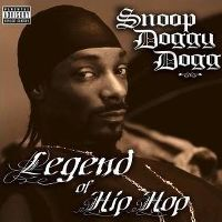 Cover Snoop Doggy Dogg - Legend Of Hip Hop