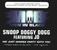 Cover Snoop Doggy Dogg feat. JD - We Just Wanna Party With You