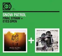 Cover Snow Patrol - Final Straw + Eyes Open