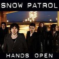 Cover Snow Patrol - Hands Open