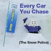 Cover Snow Patrol vs. The Police - Every Car You Chase