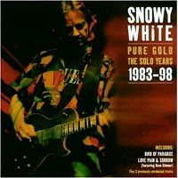 Cover Snowy White - Pure Gold
