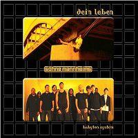 Cover Söhne Mannheims - Dein Leben