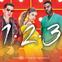 Cover Sofia Reyes feat. Jason Derulo & De La Ghetto - 1, 2, 3