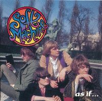 Cover Soft Machine - As If...