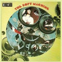 Cover Soft Machine - First