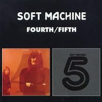 Cover Soft Machine - Fourth/Fifth