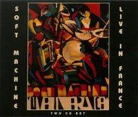 Cover Soft Machine - Live In France