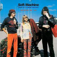 Cover Soft Machine - Man In A Deaf Corner (Anthology 1963-1970)