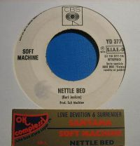 Cover Soft Machine - Nettle Bed