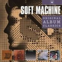 Cover Soft Machine - Original Album Classics - Box Set