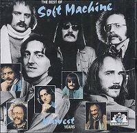 Cover Soft Machine - The Best Of Soft Machine - The Harvest Years