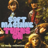 Cover Soft Machine - Turns On