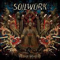Cover Soilwork - The Panic Broadcast