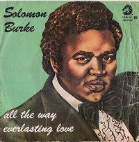 Cover Solomon Burke - All The Way