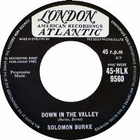 Cover Solomon Burke - Down In The Valley
