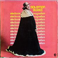 Cover Solomon Burke - Electronic Magnetism