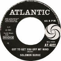 Cover Solomon Burke - Got To Get You Off My Mind