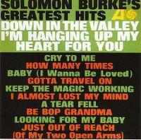 Cover Solomon Burke - Greatest Hits
