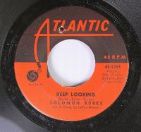Cover Solomon Burke - Keep Looking