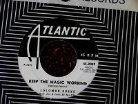 Cover Solomon Burke - Keep The Magic Working