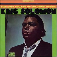 Cover Solomon Burke - King Solomon