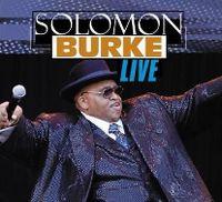 Cover Solomon Burke - Live