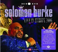 Cover Solomon Burke - Live In Europe 2006