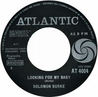 Cover Solomon Burke - Looking For My Baby