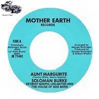 Cover Solomon Burke - My Aunt Margarite