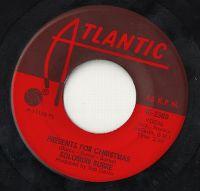 Cover Solomon Burke - Presents For Christmas