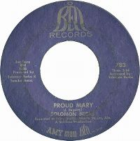Cover Solomon Burke - Proud Mary