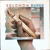 Cover Solomon Burke - Sidewalks, Fences And Walls