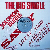 Cover Solomon Burke - Silent Night