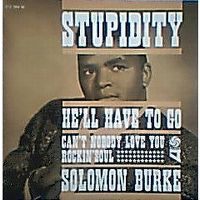 Cover Solomon Burke - Stupidity
