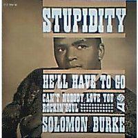 Cover Solomon Burke - Stupidity