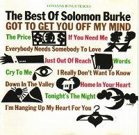 Cover Solomon Burke - The Best Of Solomon Burke