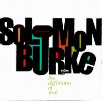 Cover Solomon Burke - The Definition Of Soul