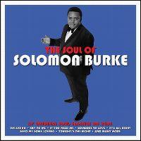 Cover Solomon Burke - The Soul Of Solomon Burke